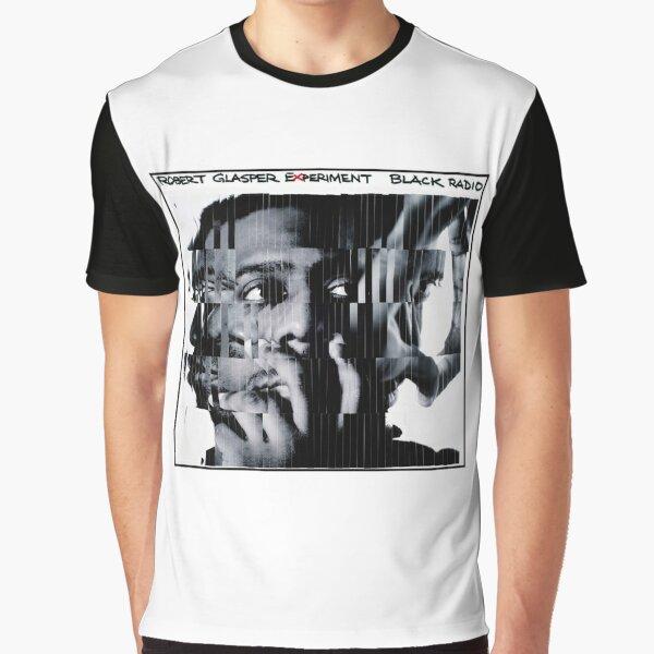 Robert Glasper Experiment - Black Radio Graphic T-Shirt