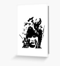 Hunt for the Wilderpeople Greeting Card