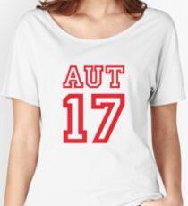 AUSTRIA 17 Women's Relaxed Fit T-Shirt