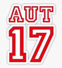AUSTRIA 17 Sticker