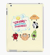"""""""Crying"""" Breakfast Friends! // Steven Universe iPad Case/Skin"""