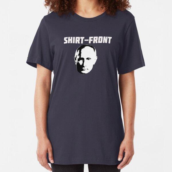 Shirtfront Slim Fit T-Shirt