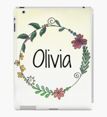 Personalised Names iPad Case/Skin