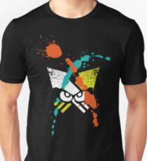 Splatoon - Turf Wars 4 Slim Fit T-Shirt