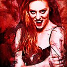 Jessica Hamby by David Atkinson