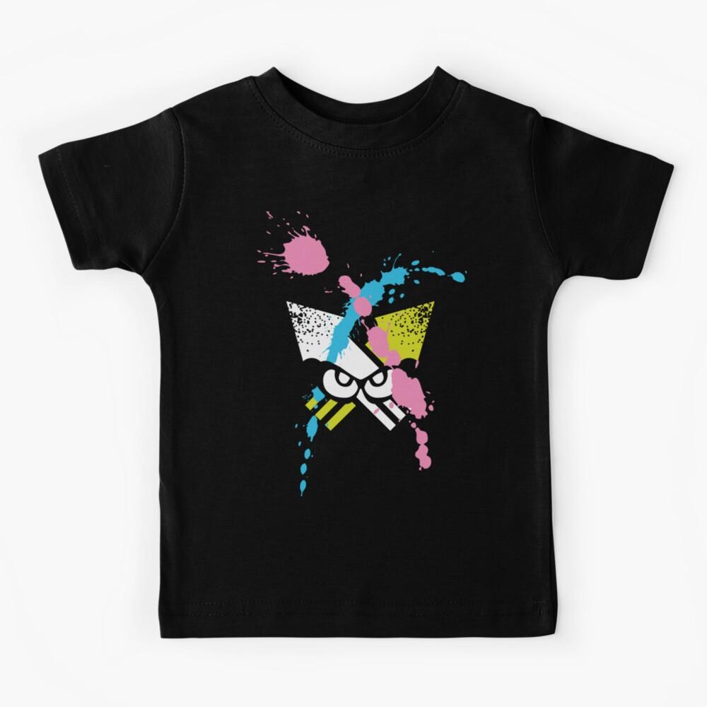 Splatoon - Turf War 5 Kids T-Shirt