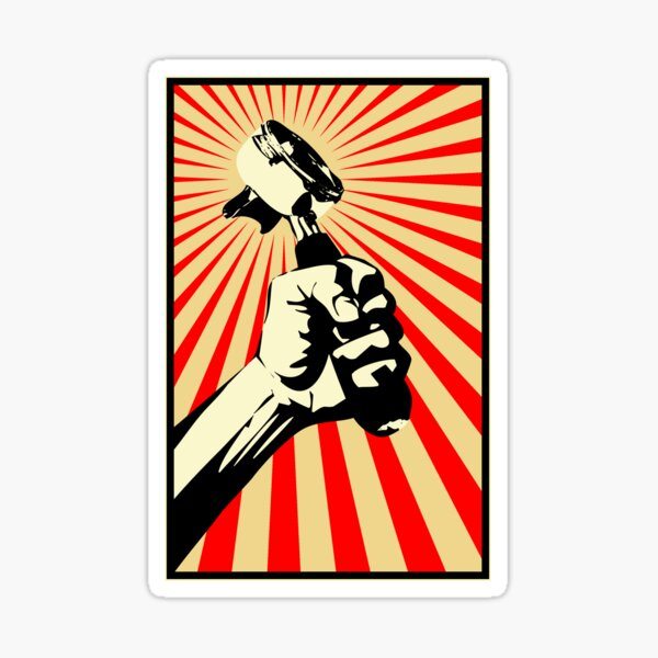 Coffee Revolution! Sticker
