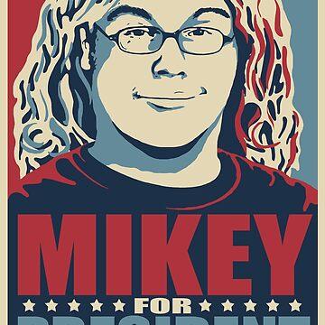 Mikey Für den Präsidenten von RevolutionGFX