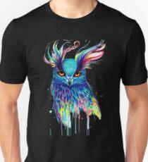 owls art  Unisex T-Shirt