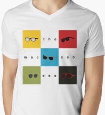 The Maccabees - Wall of Arms Men's V-Neck T-Shirt