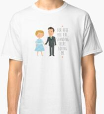 sound of music - loving me Classic T-Shirt