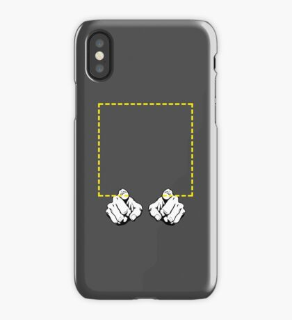 Don't be such a.... iPhone Case/Skin