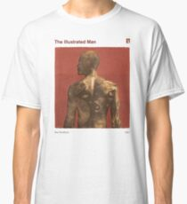 The Illustrated Man - Ray Bradbury Classic T-Shirt