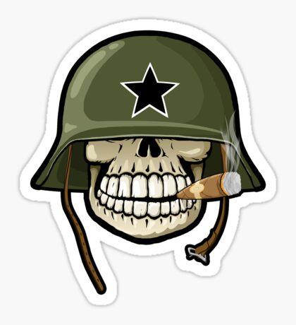 Army Grunt Sticker