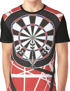 One Rockin' Darts Shirt Graphic T-Shirt