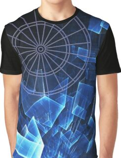 Darts Squared Graphic T-Shirt