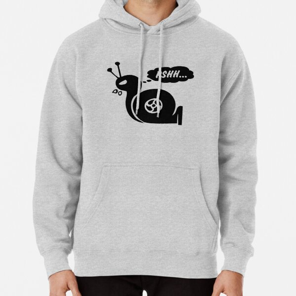 Turbo boost Pullover Hoodie