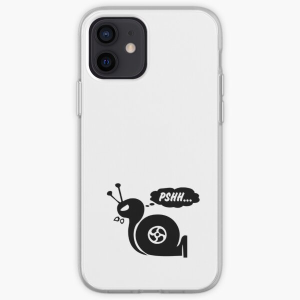 Turbo Boost Coque souple iPhone