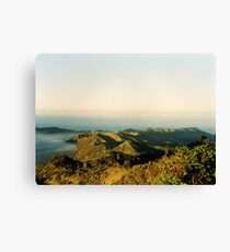 The glorious outdoors Canvas Print