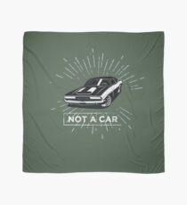 not a car Scarf