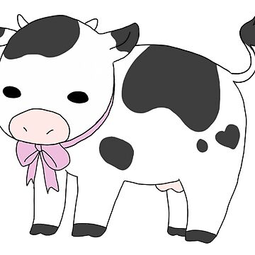 Cow by Queenjellybeany