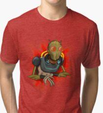 Krombopulos Michael Tri-blend T-Shirt