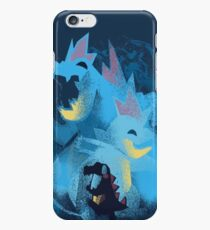 totodile, croconaw and feraligart evolutions cool design iPhone 6 Case