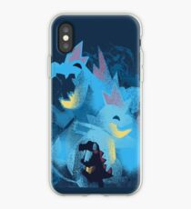 totodile, croconaw and feraligart evolutions cool design iPhone Case