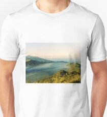 Tranquil traveling Unisex T-Shirt