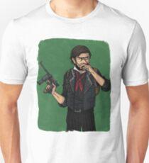 cartoon booker dewitt T-Shirt