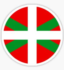 Basque Country, Pays Basque Sticker