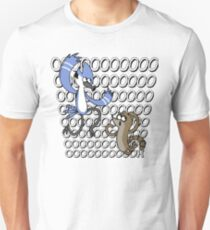 Mordecai and Rigby Regular Show Unisex T-Shirt