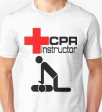 CPR Instructor Teacher Class Unisex T-Shirt