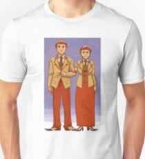 bioshock brothers Unisex T-Shirt