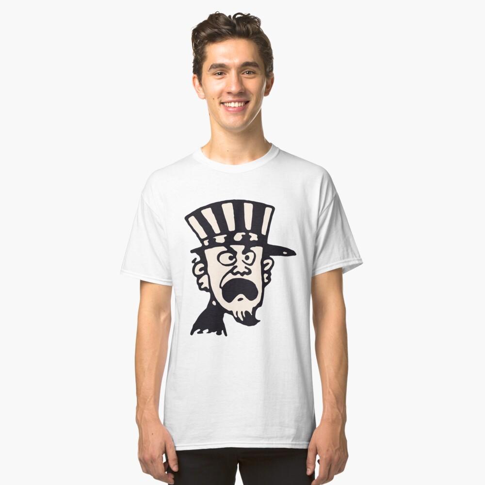 nerd Classic T-Shirt Front