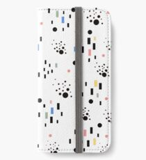 abstracto iPhone Wallet/Case/Skin