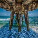 Pampano Pier by Adam Northam