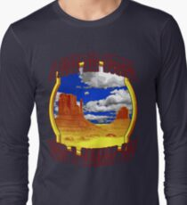 Oh my God, Becky, look at that Butte... Long Sleeve T-Shirt