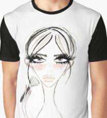 Morning MakeUp Graphic T-Shirt