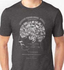 PHRENOLOGY   (for dark background) Unisex T-Shirt