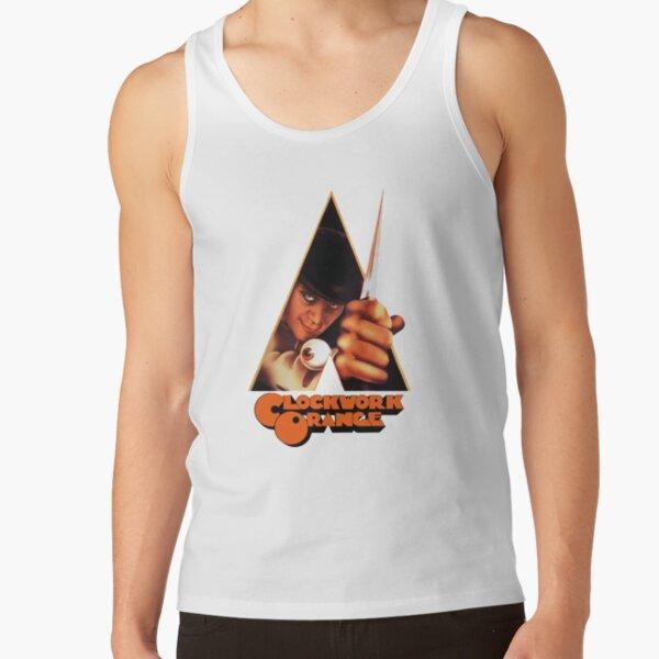 A Clockwork Orange Movie POSTER Licensed Adult Tank Top All Sizes