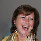 Patricia - so happy by Gilberte