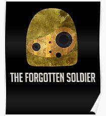 laputa- the forgotten soldier Poster
