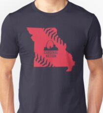 CARDINAL NATION - STL Unisex T-Shirt