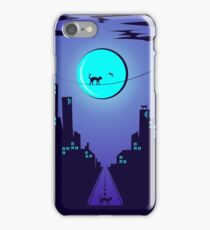 city cats iPhone Case/Skin