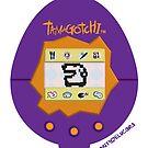 Tamagotchi 90s by noxity