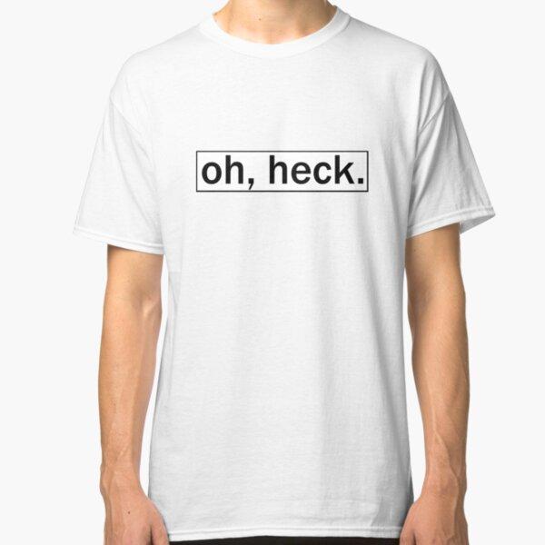 I Know I Swear A Lot White Logo T Shirt Funny Adult Humor Joke Classic Tee New