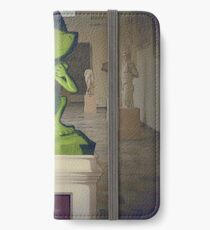 Franck & Zaphod iPhone Wallet/Case/Skin