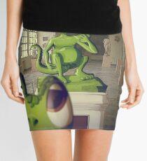 Franck & Zaphod Mini Skirt