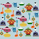 Pots & Pans by Sonia Pascual